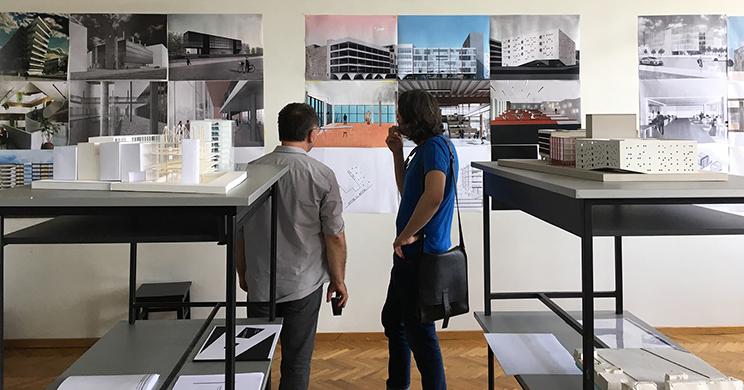 Natjecaj Za Postdiplomski Spec Studij Arhitektura I Urbanizam